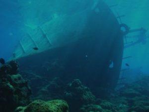 Tulamben Beach Shipwreck