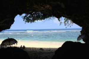 Green Bowl Beach Bali