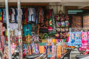 Shoppen in Kuta