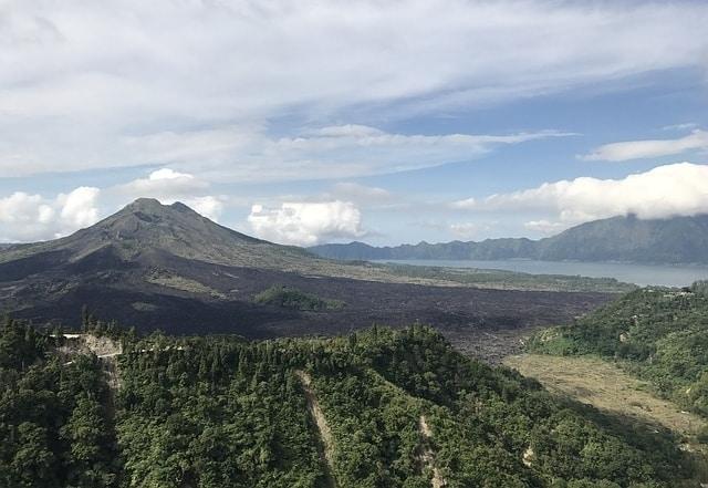 Mount Batur in Kintamani