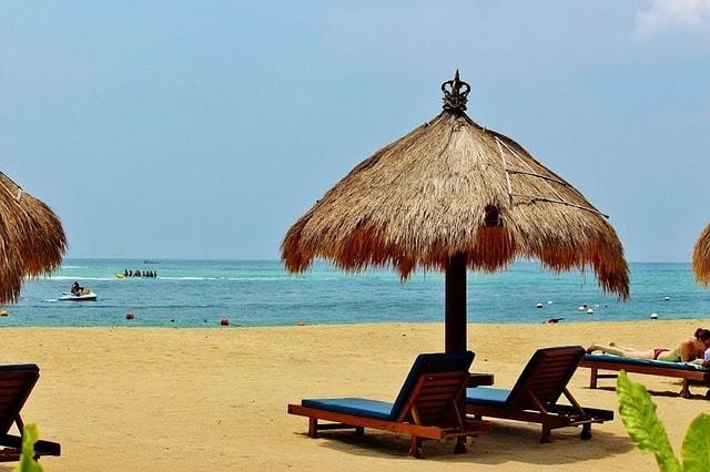 Relaxen op Nusa Dua Beach