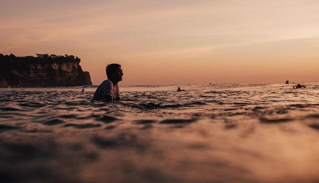Surfen in Uluwatu