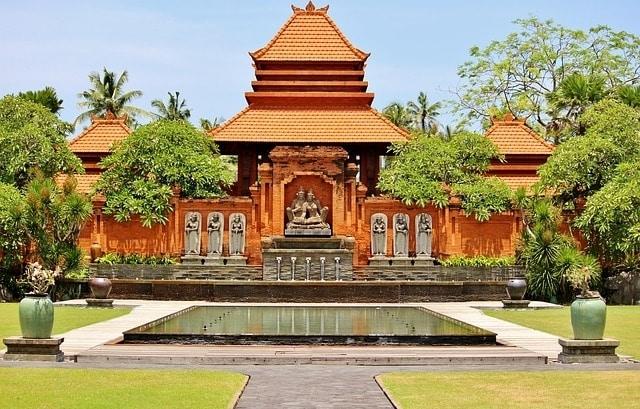 Kuta tempel