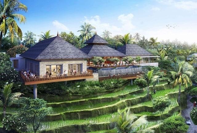 Mooie villa's Ubud