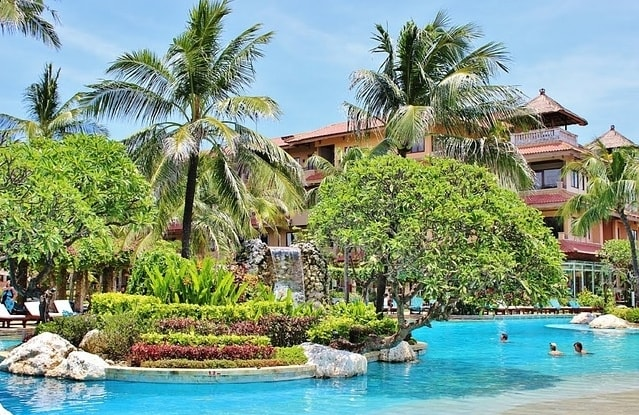 Resorts in Nusa Dua
