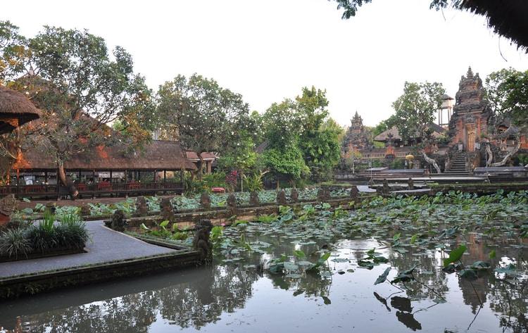 Taman Saraswati in Ubud