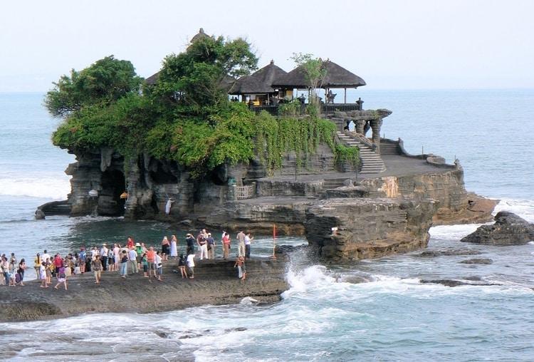 Tanah Lot tempel