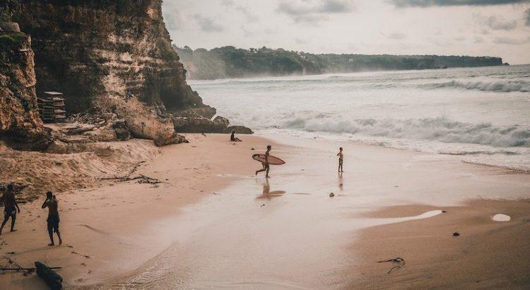 Reis naar Bali